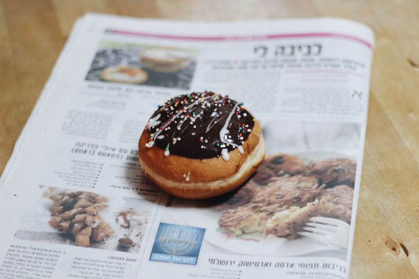 How You Celebrate Holidays Sweet Holiday Hanukkah Sugar Dounuts