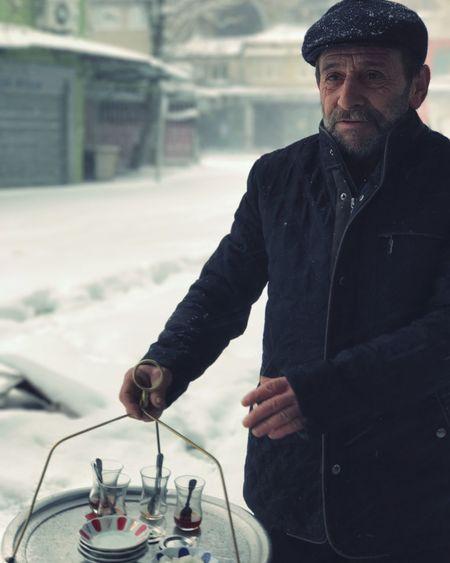 Senior Man In Turkey