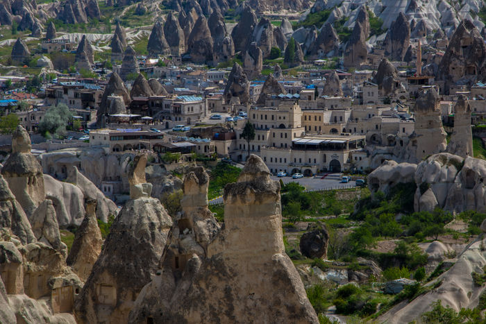 Cappadocia Cappadocia Cappadocia/Turkey Desert Deserts Around The World Landscape Photography Mountain View Cappadociaturkey Landscape Landscape_photography Landscapes Mountain Mountain Range Mountains And Sky Nature Rock Snow Mountain Strange Mountain Travel Destinations