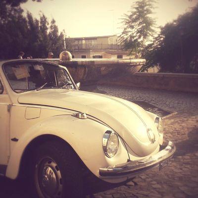 """Vacanze romane"" Rome Vintage Vintage Cars Street Life"