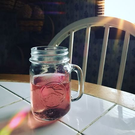 It doesn't matter what it's in...It still tastes the same. Wine Mason Jar Relaxation Sun Flare