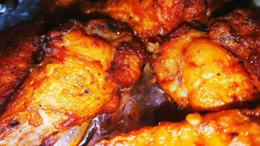 I like my 8 PEPPER blend wings!!Hot Chicken Wings 8-pepper Blend Food Hungry No People Items Arraingex