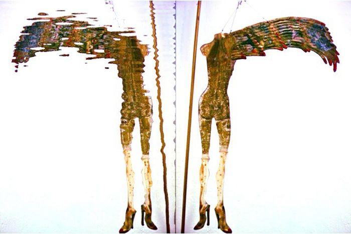 Angelofdeath el angel de la independencia de mexico Abstractphotography EyeEm Gallery Taking Photos