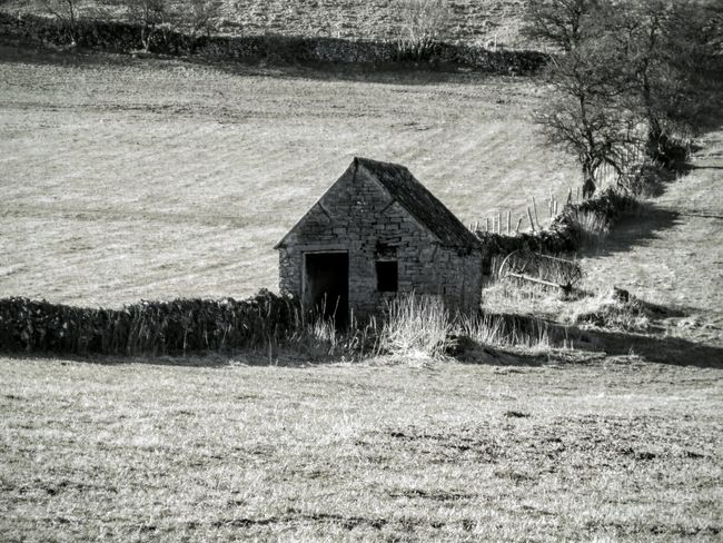 EyeEmNewHere Barn Built Structure Architecture Field No People Day Abandoned Outdoors