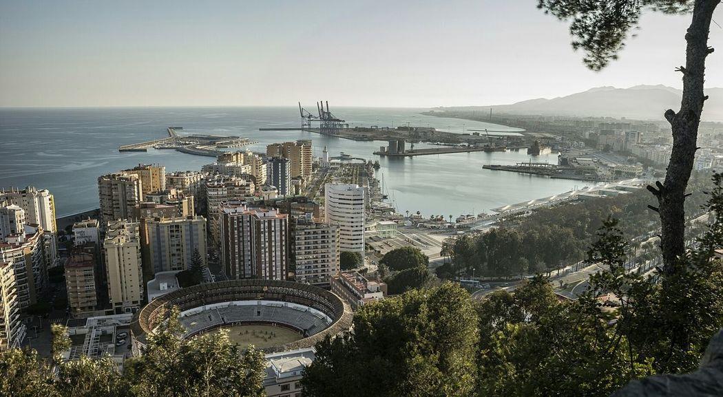 Málaga,España Malaga Malaga♡ Spain, Andalucia, Malaga Malaga Puerto