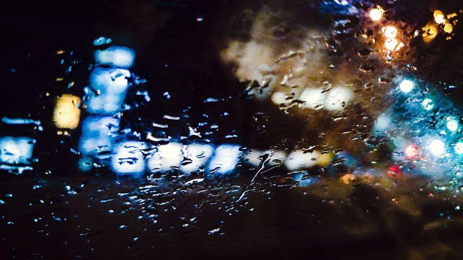 ☔ rainy night