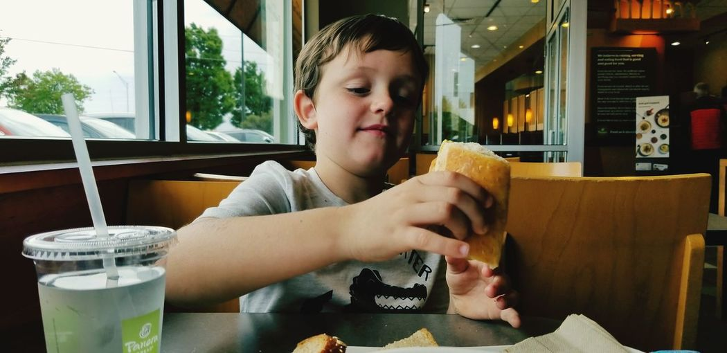 EyeEm Selects Ice Cream Fast Food Child Eating Childhood Drink