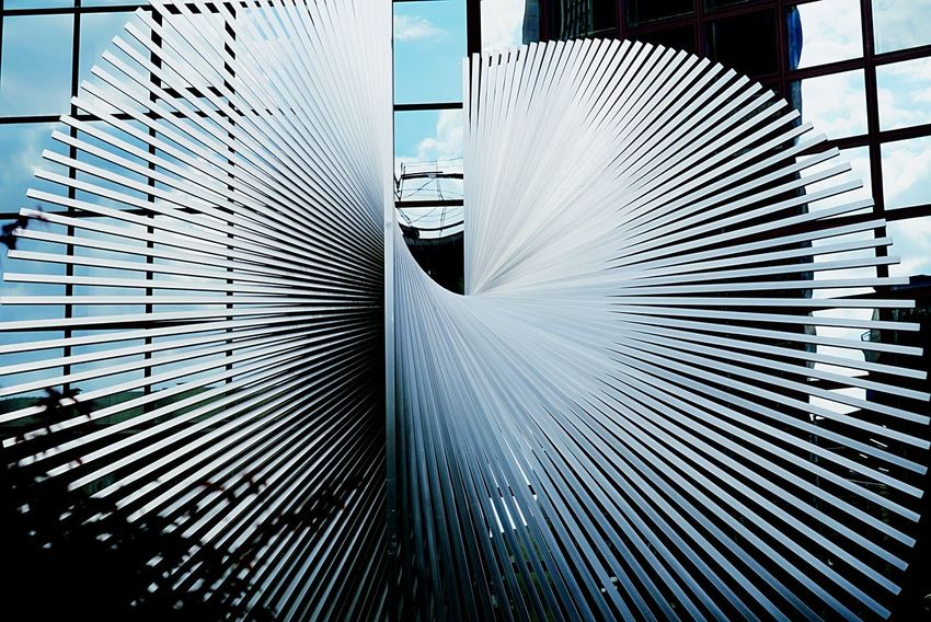 Architecture No People Modern Day Building Exterior Outdoors City