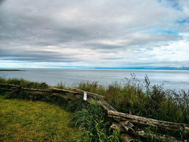 Cloud Getting Inspired Horizon Juan De Fuca Straight Landscape Natural Ocean View OceansideCA SC Strait Of Juan De Fuca Victoria Bc Water Waterfall Waterfront Waterscape