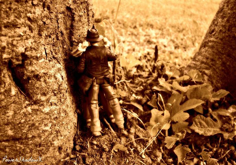 Our Tree Action Figure Actionfigurephotography Indiana Jones Love Marion Ravenwood Romance Toy Photography Toycommunity Toycrewbuddies Toygroup_alliance Toyunion