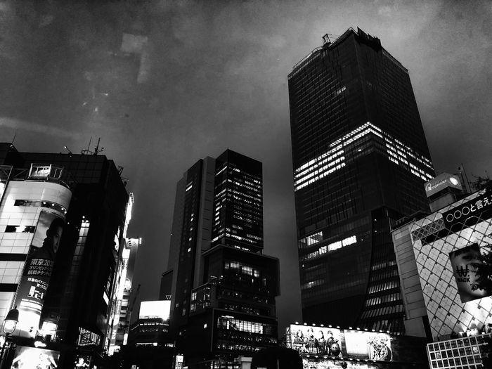渋谷 IPhoneX