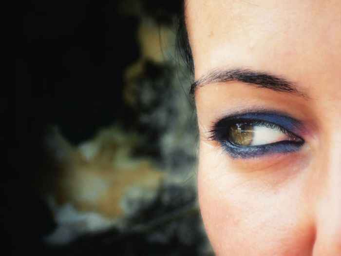 My Wife Eye Beauty In Nature Van Gango Beauty Eye Abruzzo, Italia Love Life Lovers Portrait Of A Woman Portrait Of My Love