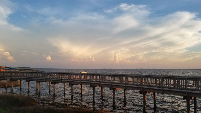Sea Beach Water Horizon Over Water Cloud - Sky Outdoors Sky Summer Sunset Nature Travel Destinations Vacations Scenics Day No People Beauty In Nature City