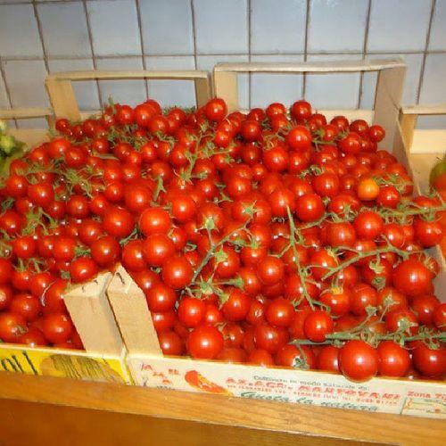 Pommodori Tomatoes Grocery Market EyeEm Italy