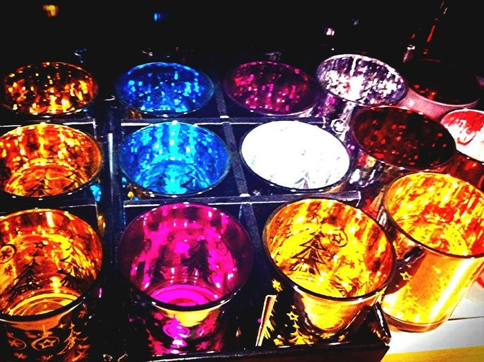 Brillos (vasos)