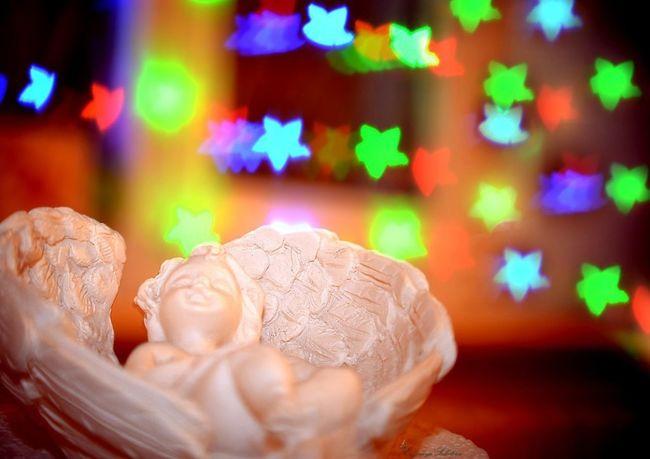 Celebration Christmas Christmas Decoration Light Effect Electric Light Eluminated