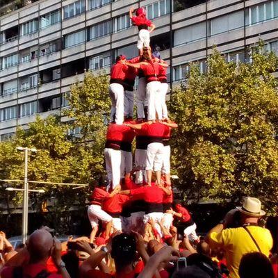 Castellers! AraEsLHora