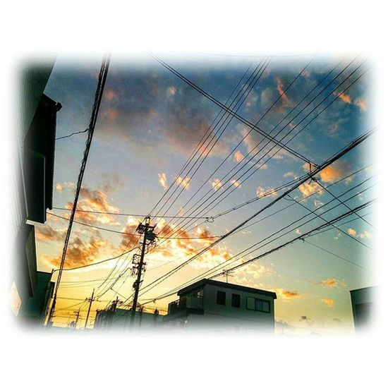 🌇 夕焼けが出ました🎶😉 Sunset came out🎶(*^^*) * * 名古屋港 Port_of_Nagoya 夕焼け 夕暮れ 夕陽 自然 安らぎ 爽やか 眩しい 空 綺麗 風景duskorangevista landscapenatureevning settingsunsunsetJapan aichinagoyasky igworldclub bestnatureshot insta_crew 🌇 sunset_japan_nagoya_mitu