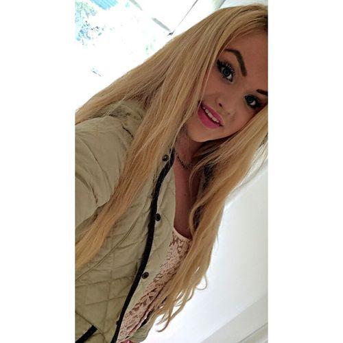Selfie Norway Girl Portrait