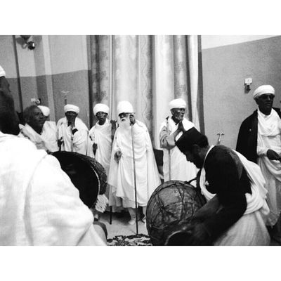 Aradageorgies EthiopianOrthodoxTewahedoChurch EthiopianOrthodox AddisBnW Piassa Addis  Addisababa Ethiopia Africa Day23OfTheEthiopianCalander