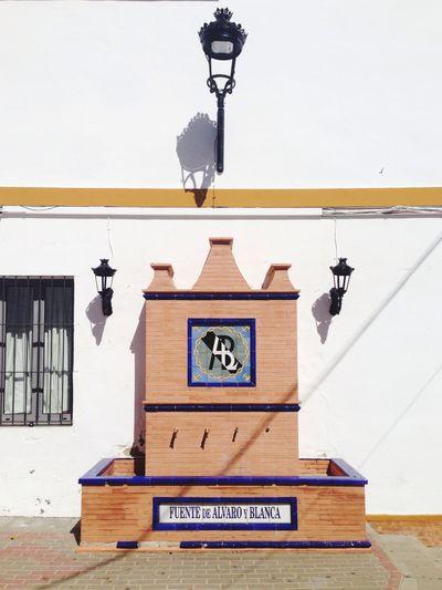 Doñana Andalucía Andalusia Fountain Fuente Villamanrique De La Condesa IPhone IPhoneography IPhone Photography