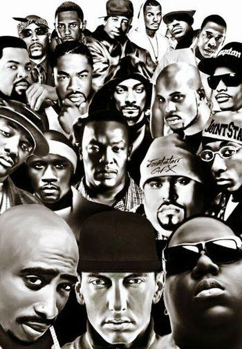 Rappers Gods NiggasBelike Swag Gold