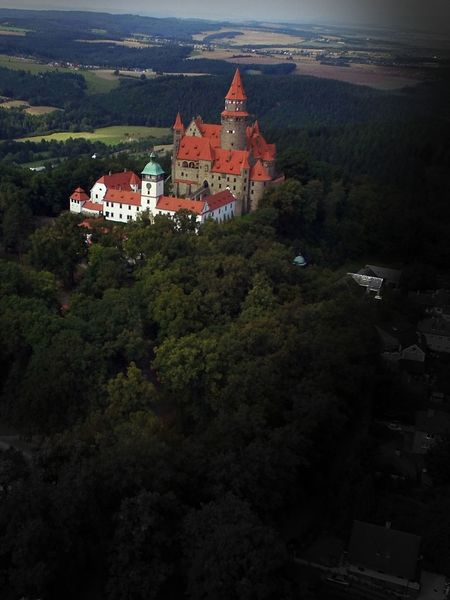castle Architecture Aerial View Building Exterior High Angle View Drone  Nautical Vessel Business Finance And Industry Built Structure No People Outdoors Night Tree Sunset Water City Sky Politics And Government