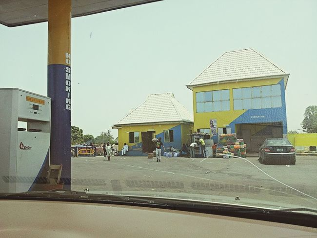 Filling Up The Tank Architecture Creativity Photos Urban Landscape at Zaria