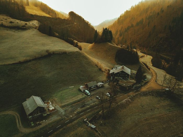 Dronephotography Drone  Drones Drone Dji DJI Mavic Pro Djimavicpro Mavicproplatinum Switzerland Switzerland🇨🇭 Mountain Range Irrigation Equipment Agriculture Golf Course Landscape Terraced Field