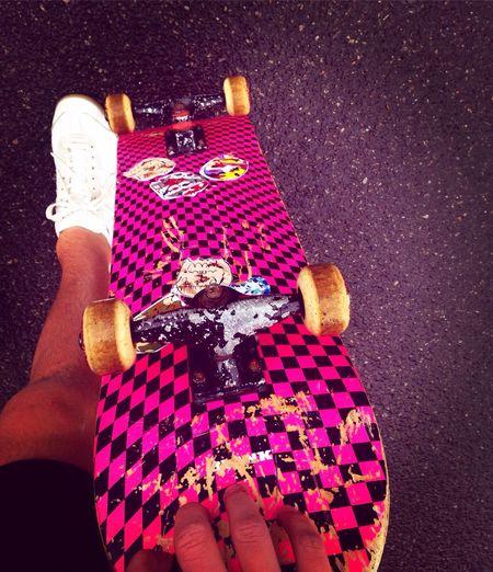 Sk8🍭 Skateboarding Street Skate First Eyeem Photo