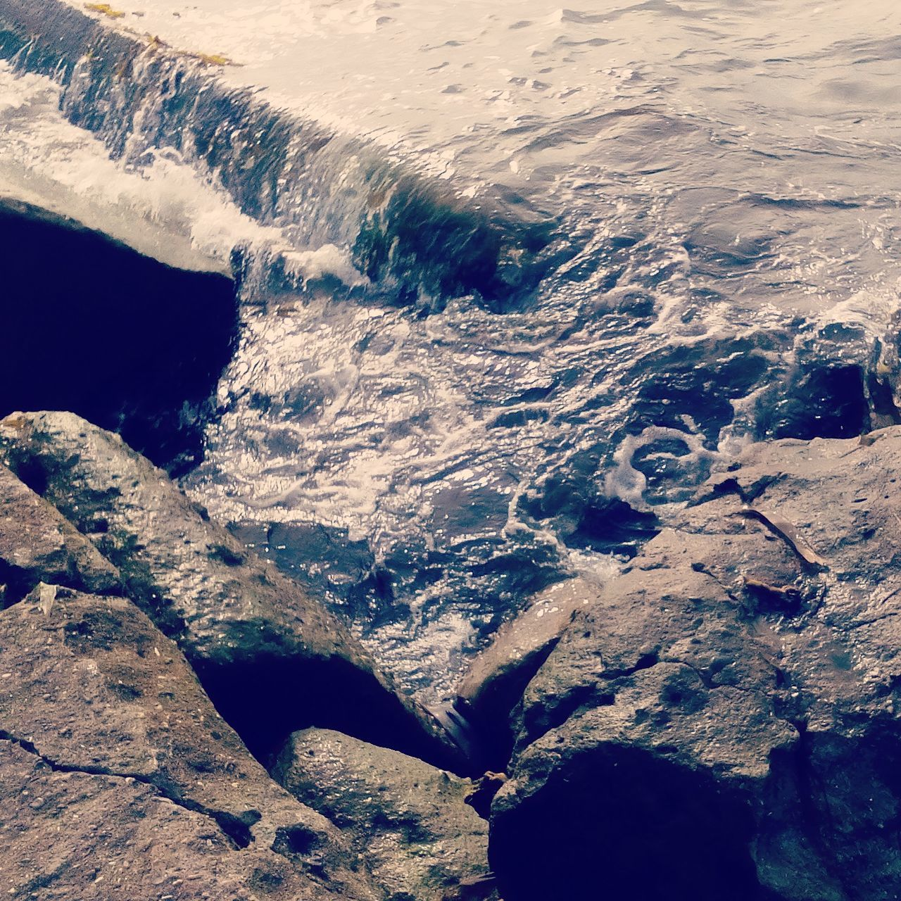 water, nature, beauty in nature, sea, day, motion, wave, outdoors, no people, close-up