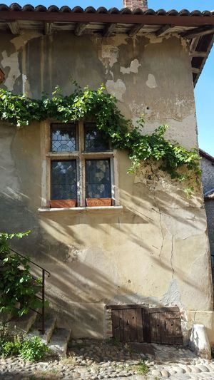 Window House Architecture Medieval France 🇫🇷 History Perouges