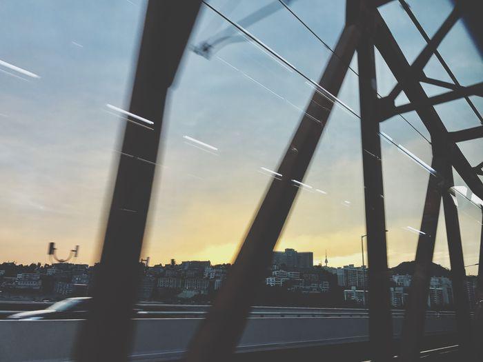 Way to home. City Seoul Transportation First Eyeem Photo