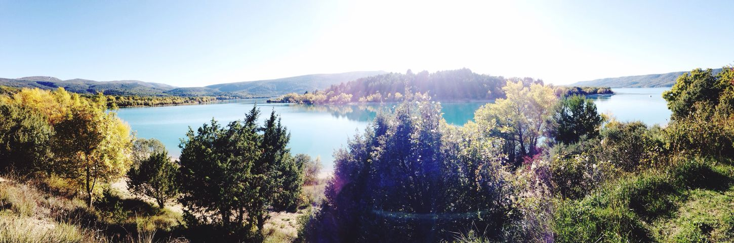 Landscape IPhoneography Panorama Enjoying The View Amazing Nature Travel Photography Enjoying The Sun Autumn Beautiful Taking Photos EyeEm Best Shots Amazing View Capture The Moment Photooftheday Watercolor Hello World Eye4photography  Photography Sun Water Reflections Trees