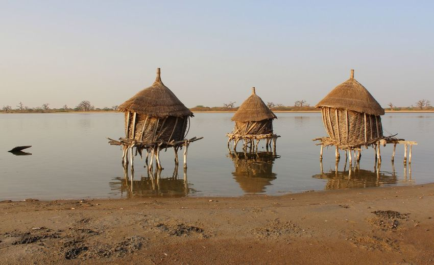 Lovely and quite place No People Senegal Raconets Reflection Sea Beach Water Nature Sky Travel Day Outdoors Sand Africa Viajes  Rincones Farmer Viaje Auténtico Beauty In Nature Quiet Silence Nopeople Special