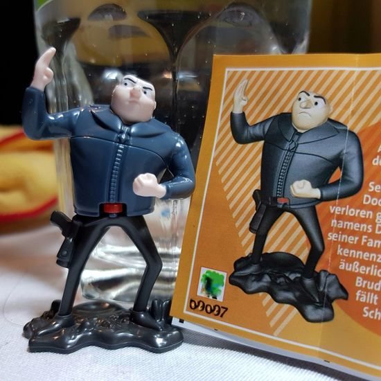 Gru Fictitious Character Cartoons Dad Indoors  MOVIE Toyphotography Villain Toy Toy Doll Indoors  No People Childhood Day