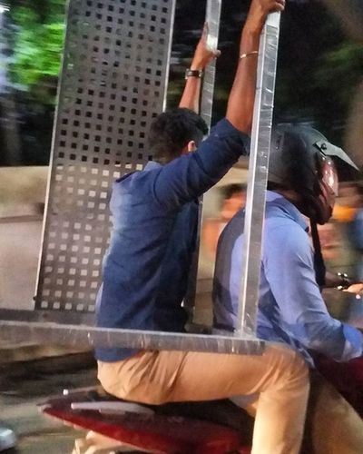 Insta India - Zen & the Art of Motorcycle brainlessness.. Instaindia Sochennai Motorycle Looknohands