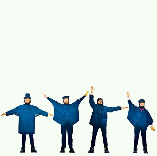 H E L P ! John Lennon George Harrison Paul Mccartney Ringo Starr The Beatles