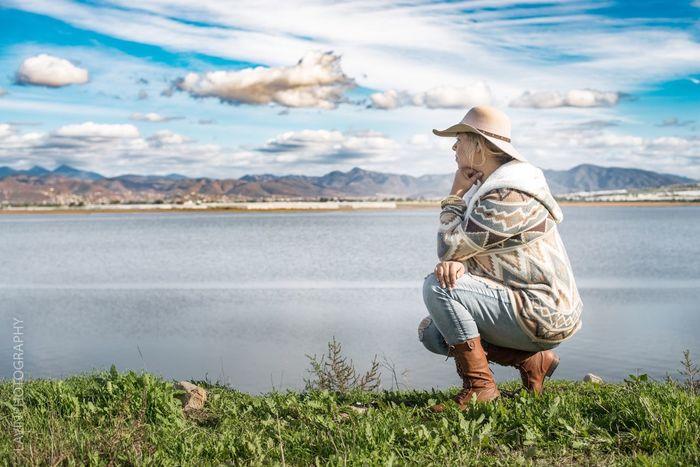 My job Full Length One Person Cloud - Sky Outdoors Day Nature Photoshoot Photographer Ensenada Photography Nikon Woman Full Frame Paisajes Instagood Facebook