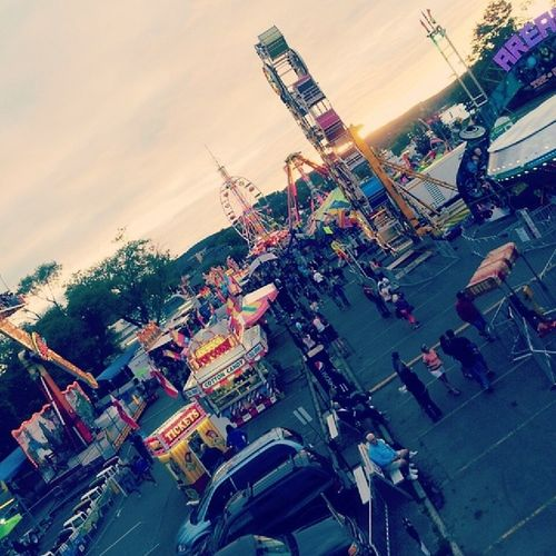 No matter my age, Cherryfest rides will always hold a place in my heart <3 Traversecity Michigan