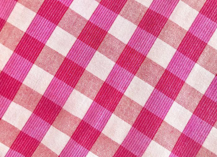 Pattern Backgrounds Textile Full Frame Pink Color Textured  Cotton No People Woven Red Design Blanket Man Made Indoors  Multi Colored Shape Industry Tablecloth Linen Close-up