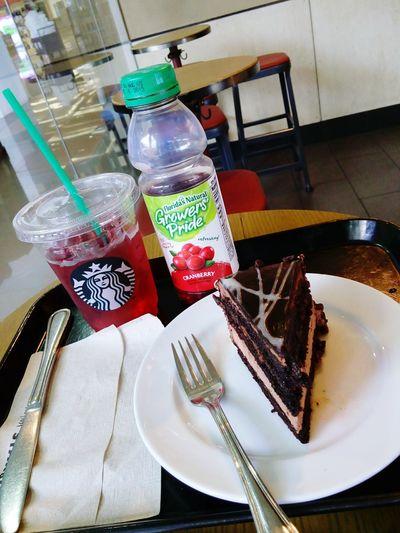 Meeee time... Starbucks