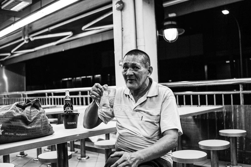 Sip interrupted Streetphotography Monochrome Blackandwhite Streetphoto_bw People People Photography B&w