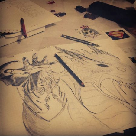 Drawing çizimim çizim Ejderha Hayat Müzik Gercek Aşk çizim Draw