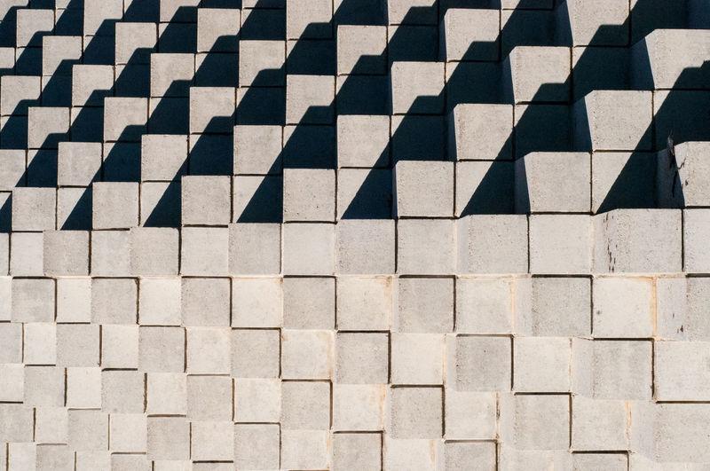 Full frame shot of pattern wall