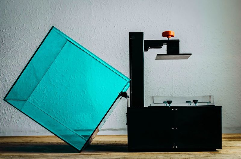 Ackuretta Systems 3-D Printer Technology Product Product Photography Commercial Photography 3-D