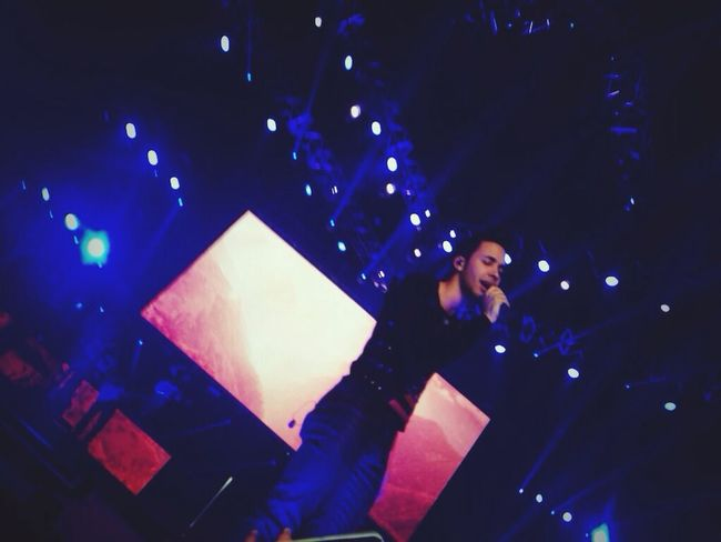 Prince Royce in concert, saturday❤️ the best EyeEm Best Shots Enjoying Life Hanging Out ??