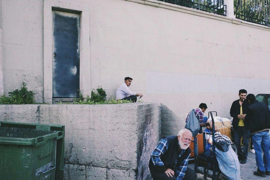 Istanbul Streetphotography Ricoh Gr Vscocam VSCO People Streetlife Streetcorner Streetview 2014