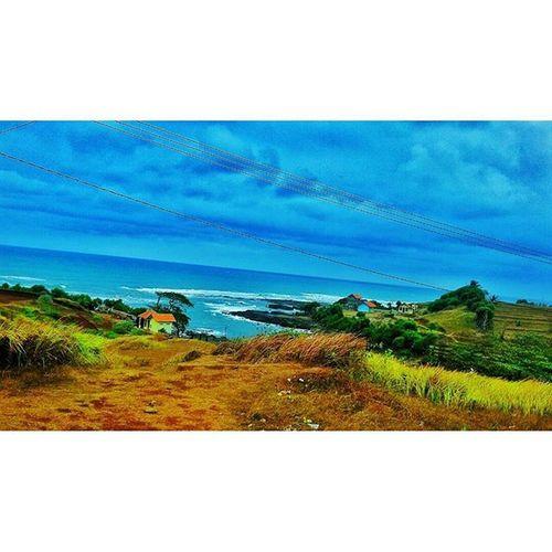 Ayo Ngadoors lagi bareng abang 😄 Beach Garsel Garut Pantai vsco vscocamgram instagood keepcalm NGADOORS