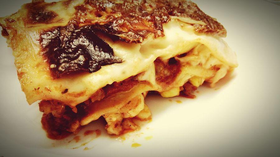 Lasagne Bopci Modra :) Nem Bolti Lasagne Friss Finom Food Warm